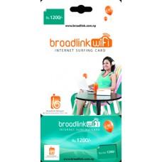 Broadlink Recharge Rs.1200